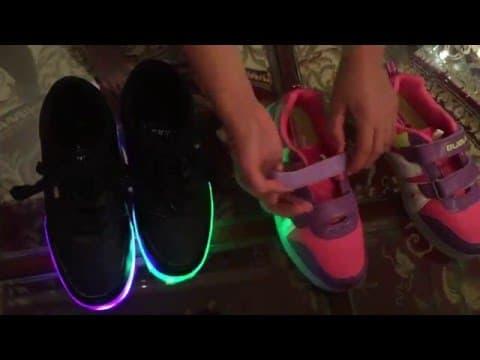 1fc8f7a22 سعر ومواصفات الحذاء المضيء led shoes المحبب للاطفال تسوق الان اونلاين مع  مول العرب