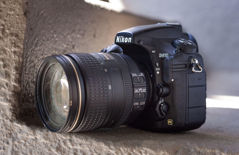 كاميرا نيكون D810
