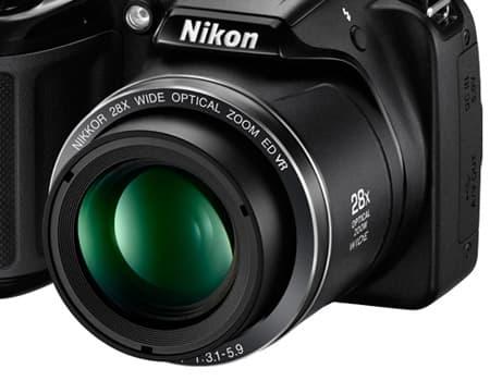 كاميرا نيكون كولبكس Coolpix l340