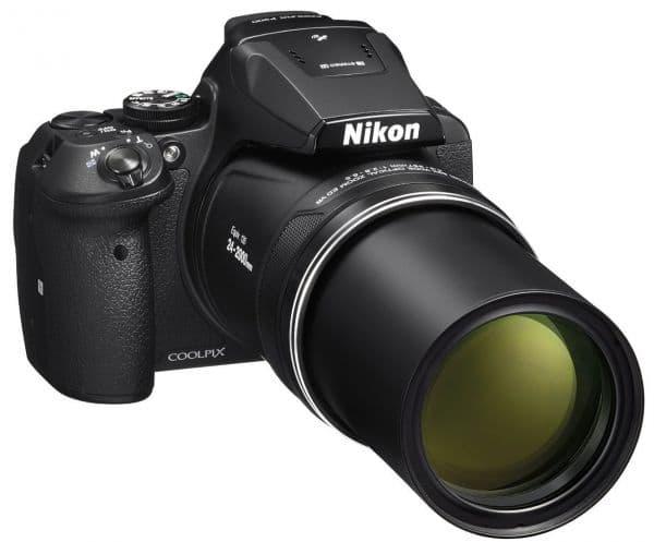 كاميرا نيكون كول بكس بي 900