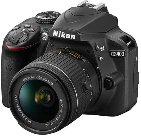 كاميرا نيكون D340