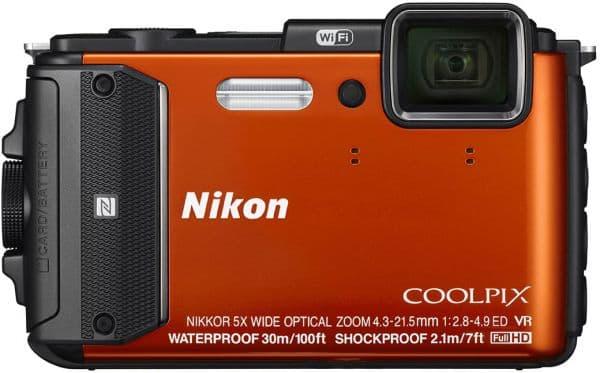 اسعار الكاميرات | سعر ومواصفات كاميرا نيكون كولبيكس AW130