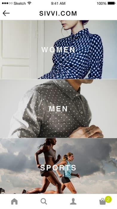 تطبيق موقع سيفي كوم لشراء وتسوق احدث الازياء والملابس اونلاين
