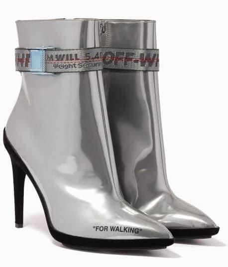 احدث تشكيله ملابس وشنط واحذيه ماركه اوف وايت Off White Shoes & Bags