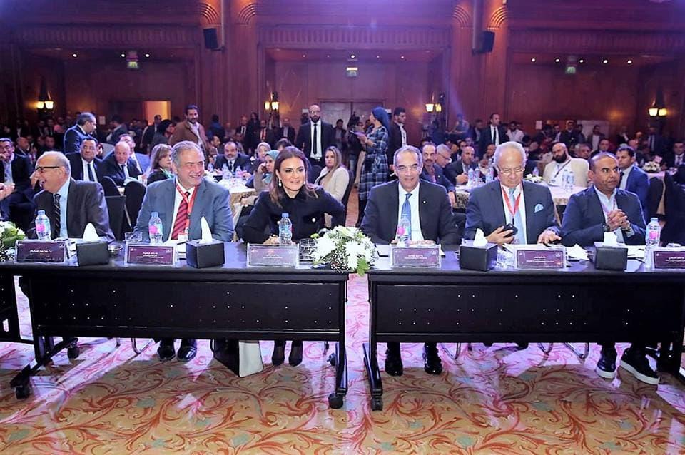 انطلاق فعاليات المؤتمر السنوي السادس لغرفة صناعة تكنولوجيا المعلومات والاتصالات وطن رقمي ٢٠١٩