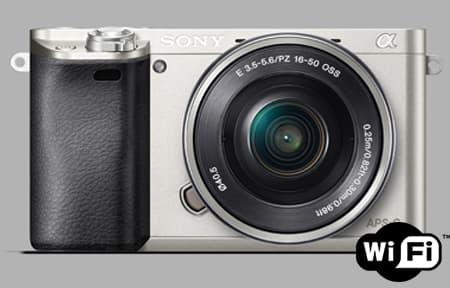 كاميرا سوني الفا a6000