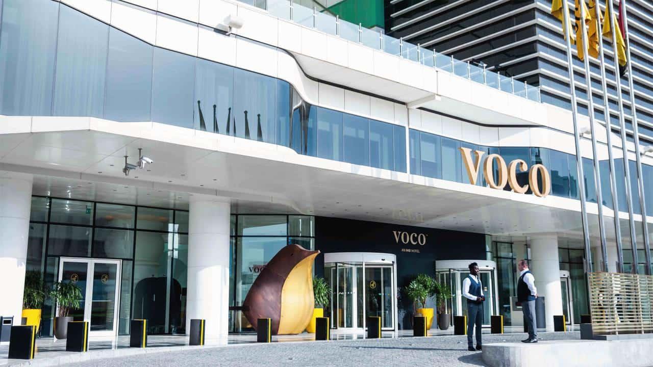 الحل الامثل للحجز في فندق فوكو دبي Voco Dubai hotel