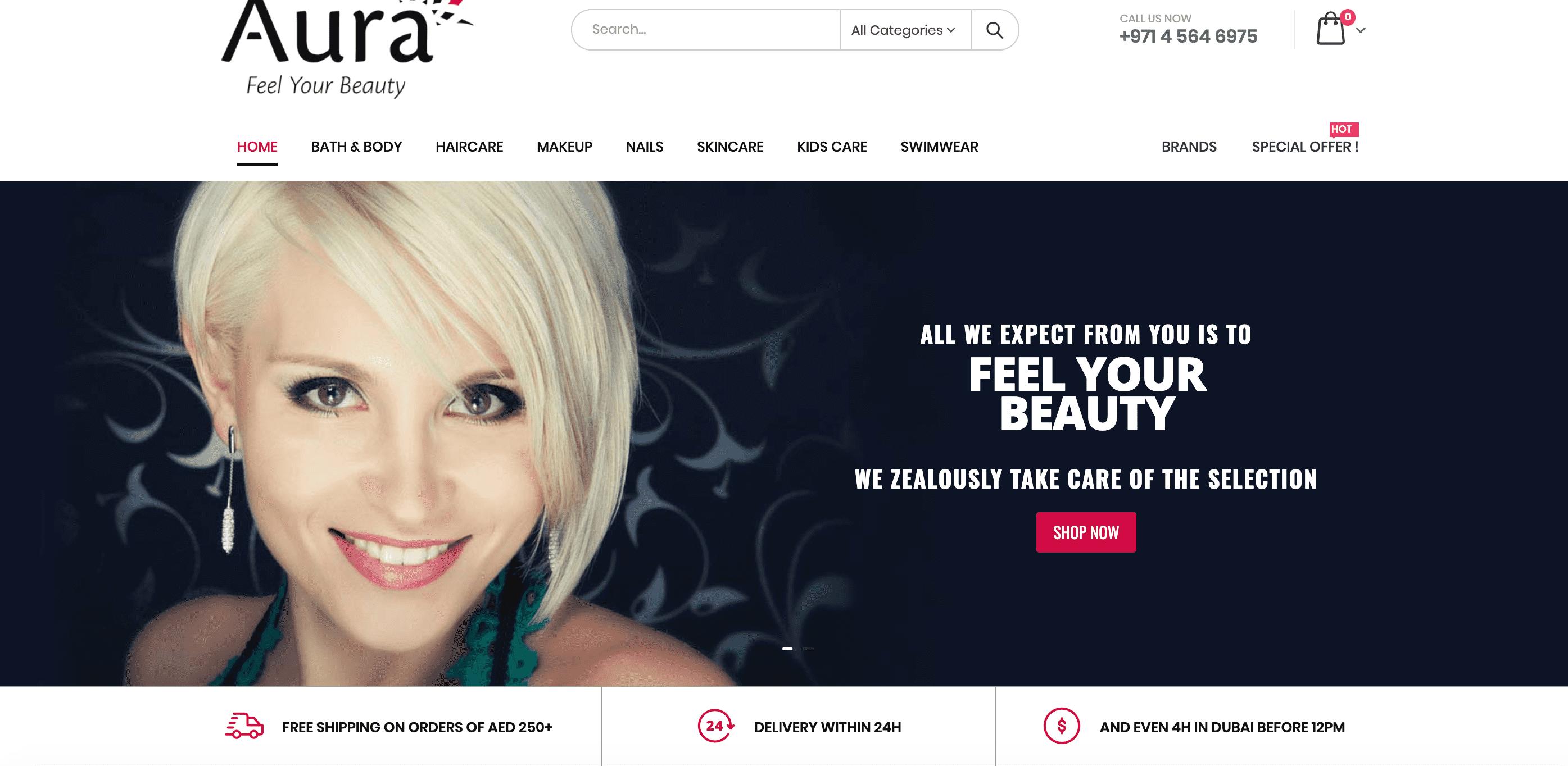 Aura4ever موقع اورا فوريفير
