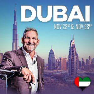 كيف تصبح مليونير مع جرانت كاردون في دبي 22-23 نوفمبر Grant Cardone