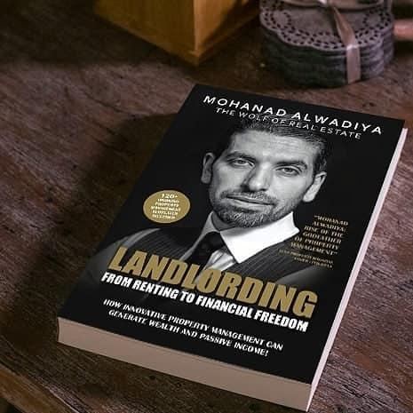 مهند الواديه وكتاب تملك العقارات من من الاستئجار الي الاستقلال المالي