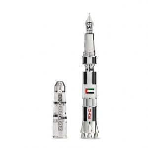 Montegrappa reaches for the moon and celebrates first Emirati in space