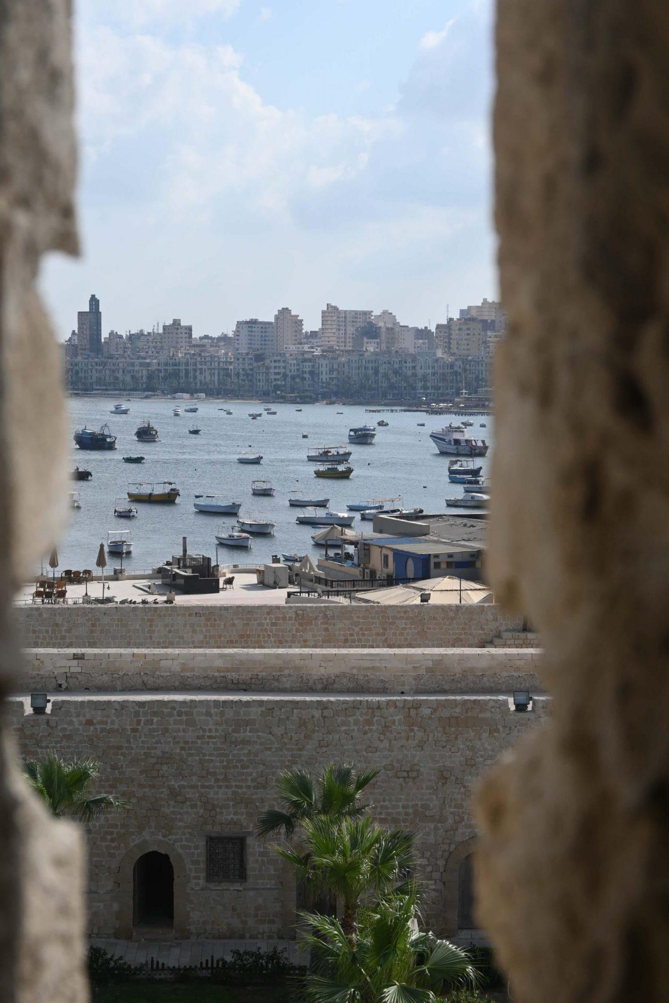 Citadel of Qaitbay قلعه قايتباي بالاسكندريه