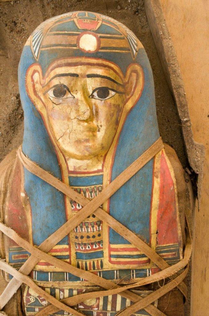 Deir el-Banat Egypt Fayum